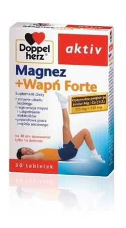 Doppelherz aktiv magnez wap forte zdrowie uk adu kostnego for Magnez w tabletkach
