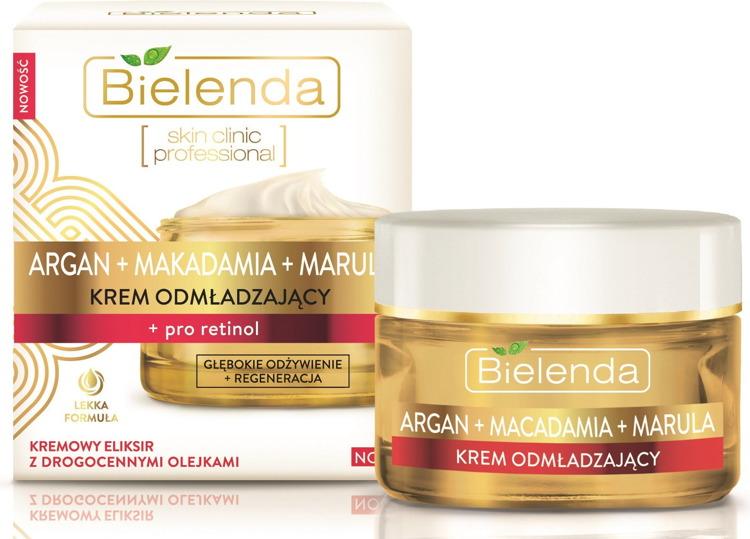 Bielenda SKIN CLINIC PROFESSIONAL Rejuvenating Night Cream..