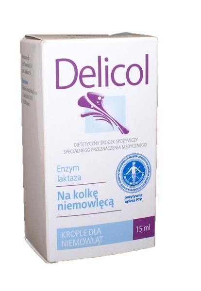 Dietary Supplement Delicol Babies 15ml Supplements