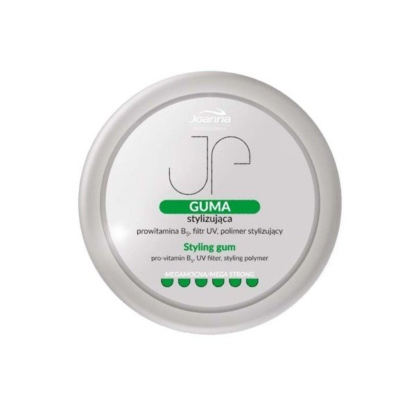 Hair Styling Gum: Joana Styling Gum Extra Strong Strengthens And Emphasizes