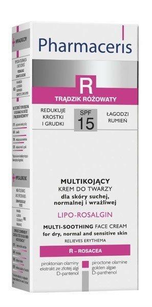 Rosacea facial cream apologise