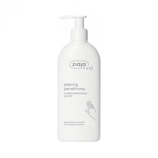 Ziaja Strong Paraffin Peeling with Microgranules 270ml