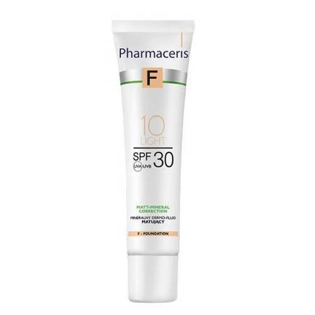 Pharmaceris Mineral Matte Dermo-Fluid SPF30 Light 10 30 ml