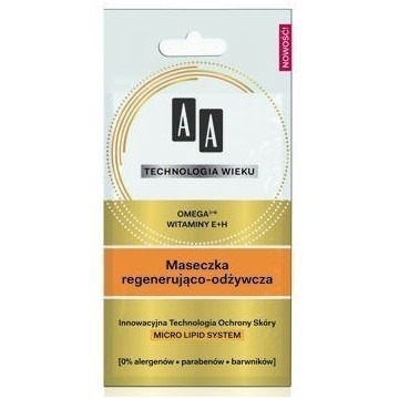 AA Regenerating- Nourishing Mask 10ml