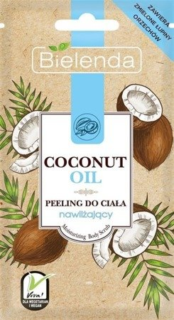 Bielenda Coconut Oil Body Peeling Moisturizing 30g