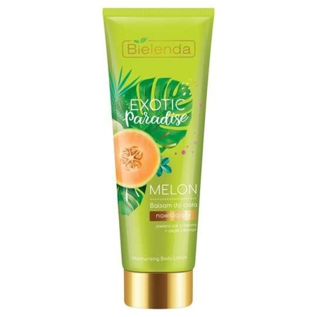 Bielenda Exotic Paradise Moisturizing Body Lotion Melon 250ml