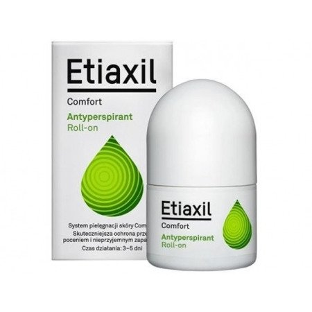 Etiaxil Comfort Antiperspirant Roll-on 15ml