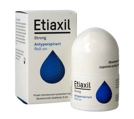 Etiaxil Original Antiperspirant Roll-on Strong  15ml