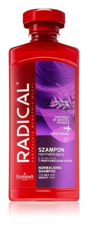 Farmona Radical Normalising Shampoo For Oily And Greasy Hair 400ml