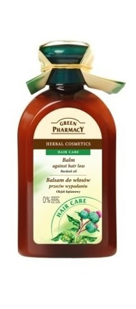 Green Pharmacy Balm against Hair Loss BURDOCK OIL 300ml