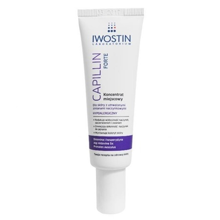 Iwostin Capillin Forte Spot Concentrate 30ml