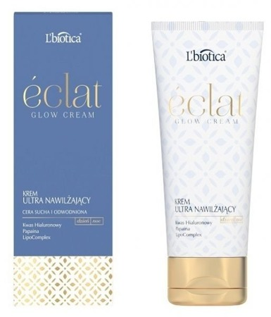 L'Biotica Eclat Glow Face Cream Ultra Moisturizing 50ml
