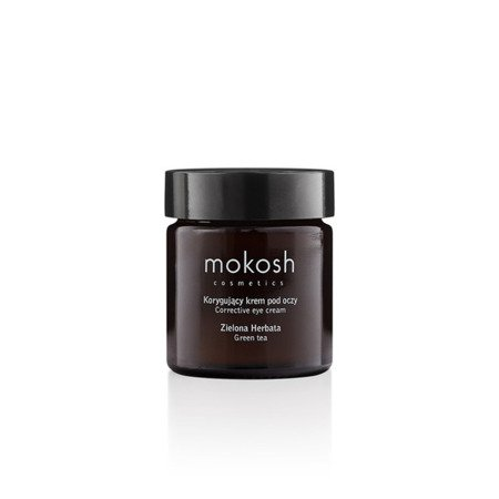 MOKOSH Correcting Eye Cream Green Tea 30ml