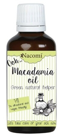 Nacomi Macadamia Oil 30ml