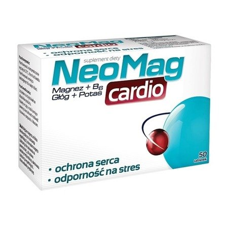 NeoMag Cardio 50 tablets