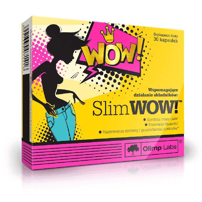 Olimp Slim WOW! 30kaps.