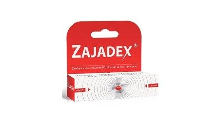 Zajadex Ointment against Festers and Skin Problems 10ml