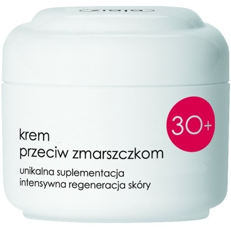 Ziaja Anti-wrinkle Semi-greasy Cream 30+ 50ml