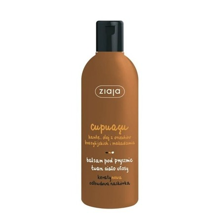 Ziaja Cupuac Shower Lotion Face Body Hair 300ml