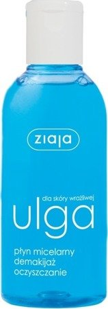 Ziaja Relief Micellar Eye and Face Make-up Removal 200ml