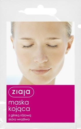 Ziaja Soothing Face Mask Fragile Skin 7ml