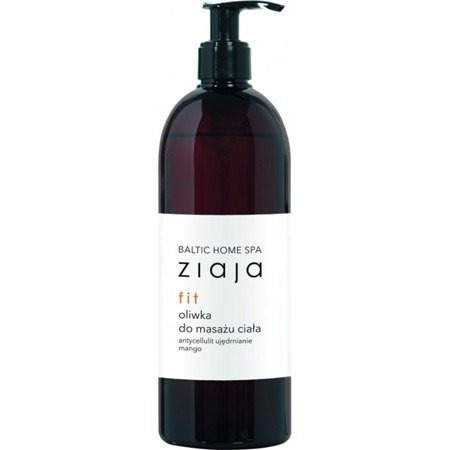 Ziaja Baltic Home Spa Oliwka Do Masażu 490ml